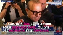 Bernard Tapie relaxé pour escroquerie, il réagit au verdict
