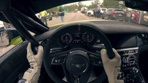 VÍDEO: La subida a Pikes Peak en un Bentley Continental GT desde los ojos del piloto ¡Brutal!
