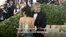 Amal and George Clooney's best moments