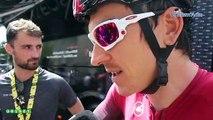 "Tour de France 2019 - Geraint Thomas : ""I lost 5 seconds, it's not dramatic, it does not worry me"