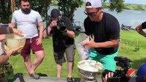 Une margarita dans la Stanley Cup