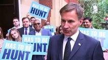 Hunt confirms investigation into UK's ambassador memo leak