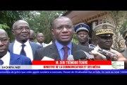 BAC 2019 à Bouaké: Lancement officiel par le Ministre Sidi Touré