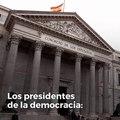 Los presidentes de la democracia española