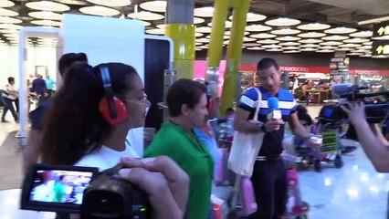 Chelo se salta las normas de 'Supervivientes' nada más llegar a Madrid
