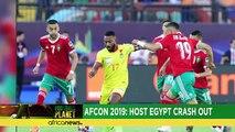 CAN 2019 : fin de parcours pour le champion en titre et l'hôte de la compétition[Football Planet]