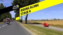 Riding Along - Étape 4 / Stage 4 - Tour de France 2019