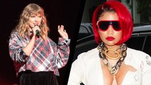 Nicki Minaj Desires Respect & Freedom To Speak Freely Like Taylor Swift