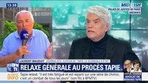 """Pour Laurent Mauduit, auteur de """"Tapie, le scandale d'État"""", la relaxe de Bernard Tapie est """"un jugement totalement incohérent"""""""