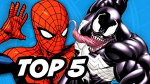 Spider Man Top 5 Villains
