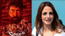 Hrithik Roshan's ex-wife Sussanne Khan reviews Super 30; Check Out | FilmiBeat