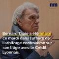 Bernard Tapie relaxé, Nouvelles destinations, Panneau mystère: voici votre brief info de ce mardi après-midi