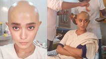 Artical 15 actress Sayani Gupta goes clean bald for THIS reason; Check Out Here | FilmiBeat