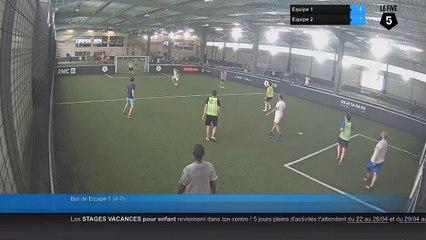 Equipe 1 Vs Equipe 2 - 09/07/19 12:44 - Loisir Colomiers (LeFive) - Colomiers (LeFive) Soccer Park