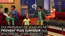 Les Sims 4 : l'assistance sociale obligée de voler vos enfants à cause d'un bug
