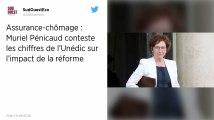 Assurance chômage. Muriel Pénicaud conteste la prévision de l'Unédic