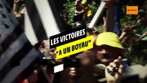"""Tour de France 2019 - Victoire """"à un boyau"""" Lorient 2011"""