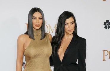 La 'ansiedad' de Kourtney Kardashian al cumplir 40 años