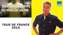 #TDF2019 | Les 100 ans du maillot jaune par Gérard Holtz