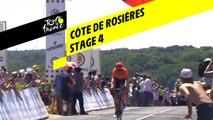 Côte de Rosières  - Étape 4 / Stage 4 - Tour de France 2019