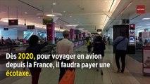 Transport aérien : le gouvernement annonce une taxe sur les billets d'avion