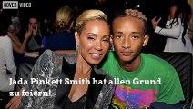 Jada Pinkett Smith: So emotional gratuliert sie ihrem Sohn zum 21. Geburtstag
