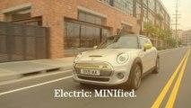 Mini Cooper SE : la première Mini 100% électrique en vidéo