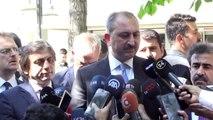 """Bakan Gül: """"Kimse yargıyı kendi ithamlarına, iftiralarına alet etmesin"""" - DİYARBAKIR"""