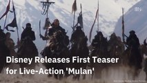 The Live Action 'Mulan' Movie Has Arrived