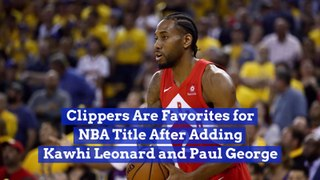The Clippers Look Good Coming Into Next Season