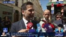 """Municipales à Paris: le candidat LaRem Hugues Renson estime qu'il """"faut qu'on puisse avoir le temps de débattre"""" lors des primaires du mouvement"""