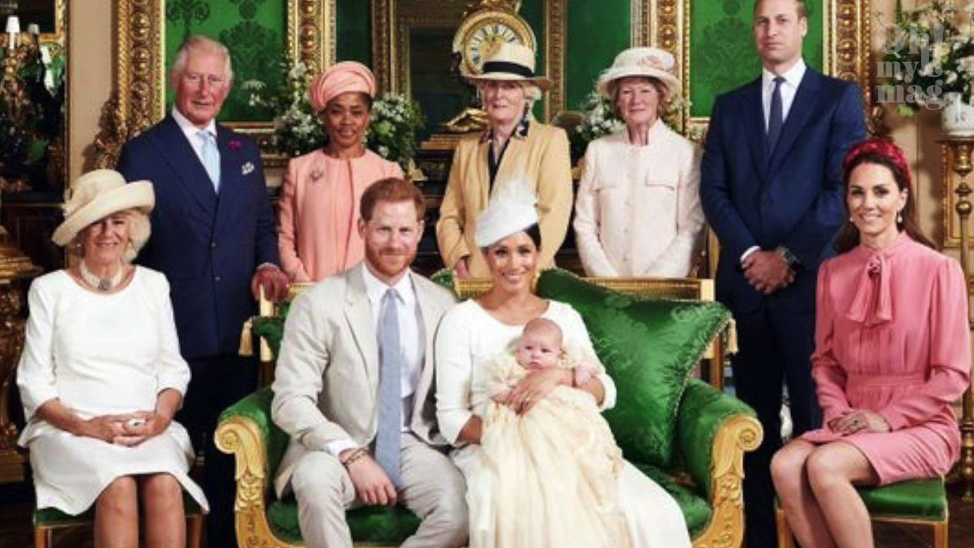 La foto del Meghan Markle y el príncipe Enrique que muestra un sorprendente detalle