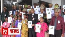 Temiar Orang Asli group seeking better protection of their rights