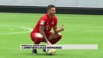L'ambitieux Lucas Hernandez