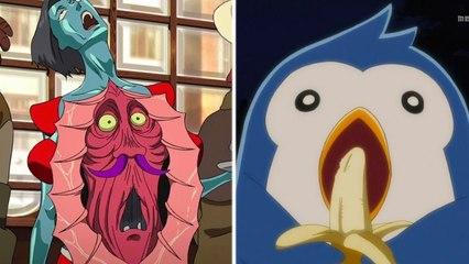 10 Weirdest Anime Ever