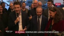 Municipales à Paris: les sénateurs LREM misent sur l'investiture de Griveaux