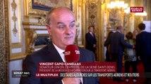 « Le bilan écologique de l'aérien n'est pas celui qu'on dit », assure Vincent Capo-Canellas
