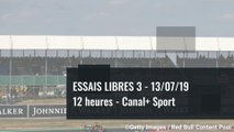 F1 - GP de Grande-Bretagne : le programme TV