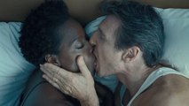 Widows / Kiss Scene (Liam Neeson and Viola Davis)