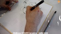 Dédicace CEJUDO Jeronimo - Dessinateur Lil'Berry