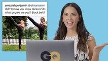 Olivia Munn Goes Undercover on Reddit, YouTube and Twitter