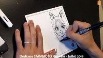Dédicace SAKAMOTO Kenshirô - Auteur Fairy Tail -  La Grande Aventure d'Happy