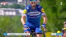 Tour de France : Julian Alaphilippe, premier jour en jaune