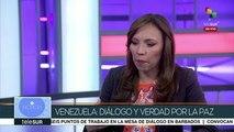 Sepúlveda: Informe sobre Venezuela es parcializado y deshonesto