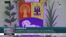 Edición Central: Gob. de Venezuela retoma diálogo de paz en Barbados