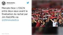 Ligue 1. Le comité d'entreprise de l'OGC Nice favorable au rachat du club par Jim Ratcliffe