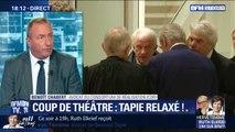 """Bernard Tapie relaxé: l'avocat du consortium de réalisation rappelle qu'il """"doit toujours payer 408 millions d'euros"""""""