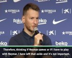 New Barcelona signing Neto not thinking about possible Neymar arrival