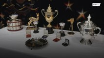 Tennis memorabilia goes under hammer as Boris Becker battles bankruptcy