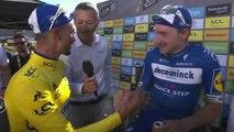 """Tour de France 2019 / Elia Viviani  : """"Julian Alaphilippe m'a donné des idées"""""""